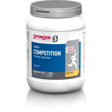 Sponser Competition Hypertonic Sports Drink