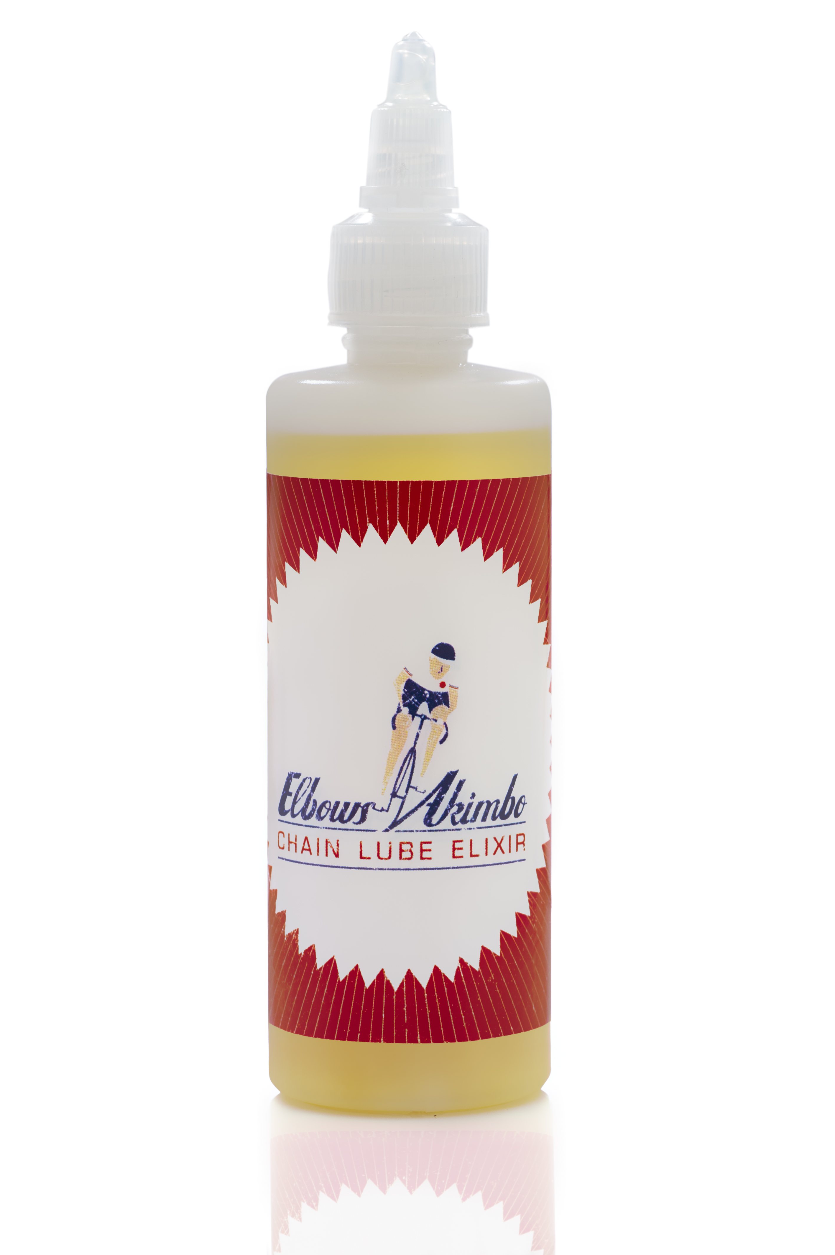 Elbows Akimbo Bike Chain Lube Elixir